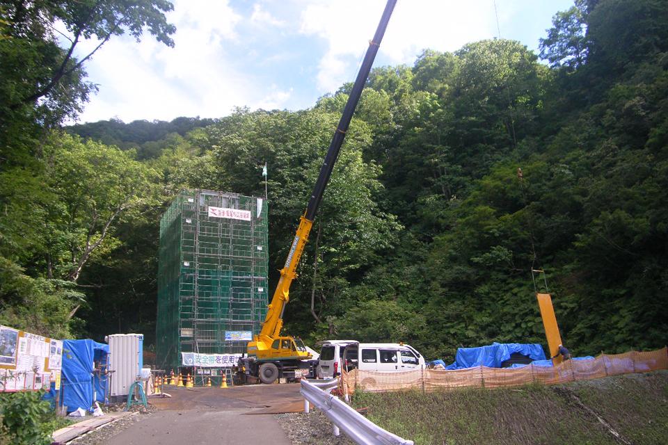 工事情報【編集】成瀬ダム建設工事 vol.6